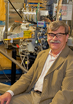 Heino Nitsche, Lawrence Berkeley National Laboratory.